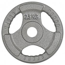 Диск металлический Хаммертон Atlas Sport 2,5 кг (посад. диаметр 26 мм)