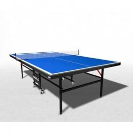 Стол теннисный складной усиленный на роликах WIPS Royal