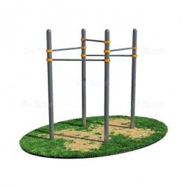Спортивный комплекс Sv Sport Workout комплекс турников для подтягивания ВОРК08 (код: УВОРК08)