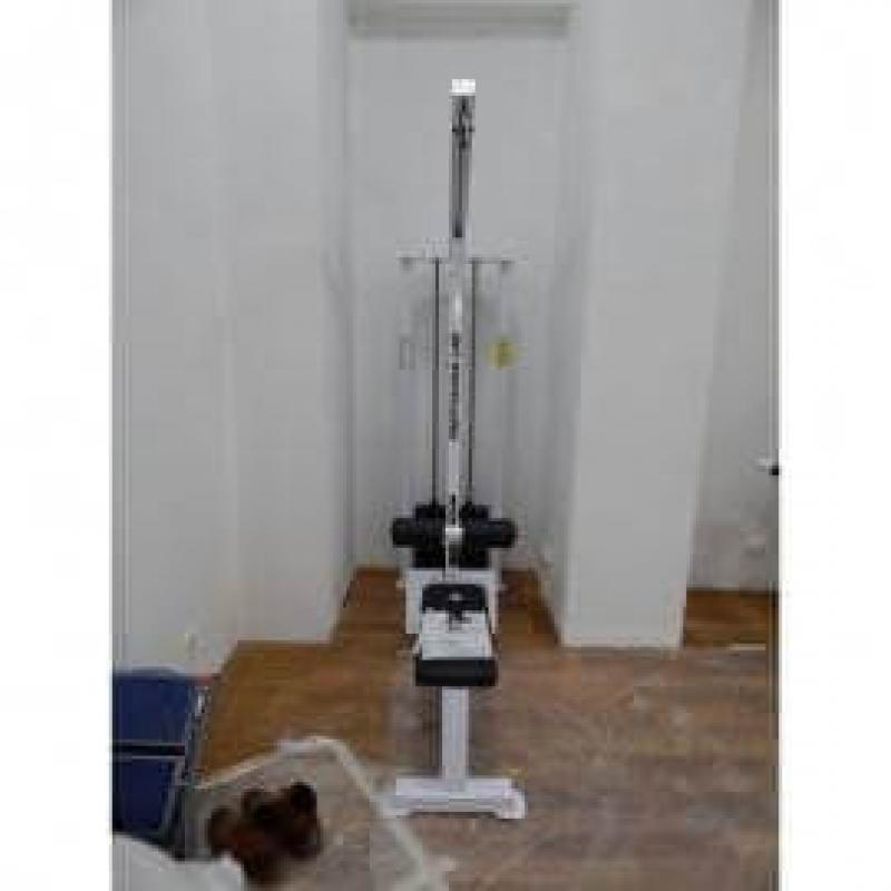 Тренажер для мышц спины ― верхняя-нижняя тяги (комбинированный) ТС-217
